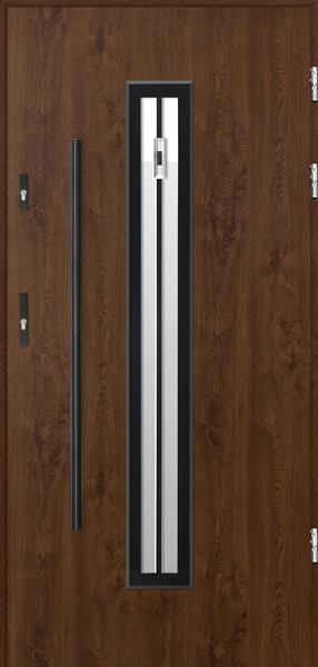 drzwi Polstar Kepler 3D - Aluthermo lock