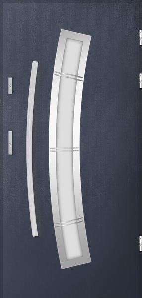 drzwi Polstar Apollo 3D - Aluthermo lock