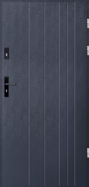 drzwi Polstar Gutenberg - Aluthermo lock