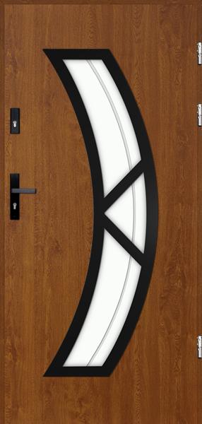 drzwi Polstar Orion noir - Aluthermo lock