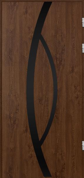 drzwi Polstar Kastor noir - Aluthermo lock