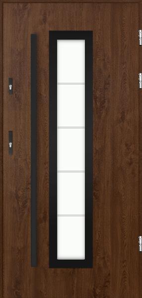 drzwi Polstar Hevelius noir - Aluthermo lock