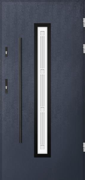 drzwi Polstar Magellan noir - Aluthermo lock