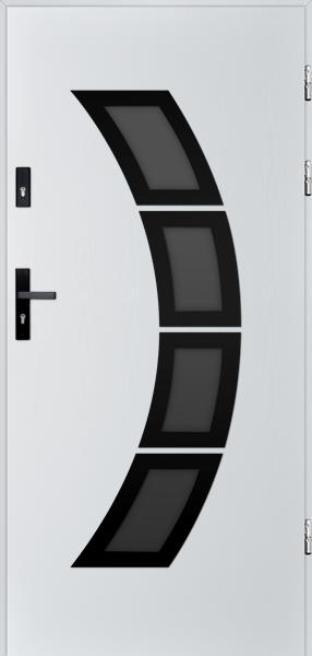 drzwi Polstar Taurus noir - Aluthermo lock