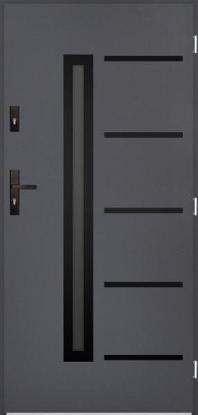 drzwi Polstar Picard noir - Superior 55