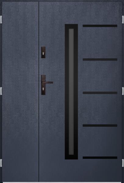 drzwi Polstar Picard noir - Superior 55 Plus