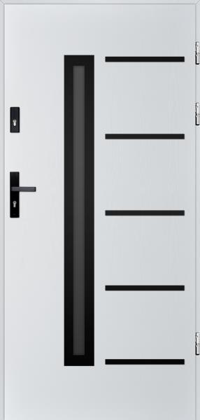 drzwi Polstar Picard noir - Aluthermo lock