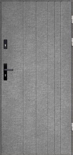 drzwi Polstar Gutenberg - Comfort 73 ECO