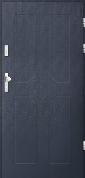 drzwi Polstar Drake - Comfort 73 ECO