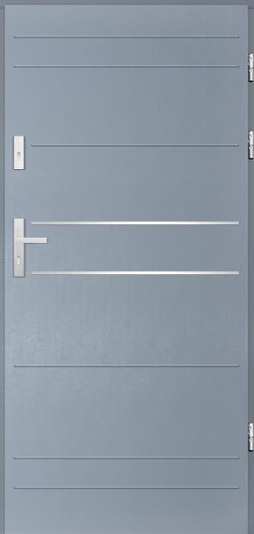 drzwi Polstar Tesla - Comfort 73 ECO