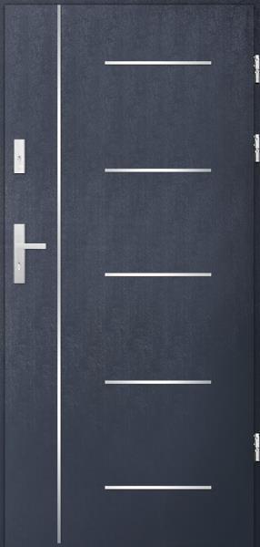 drzwi Polstar Cortez - Comfort 73 ECO