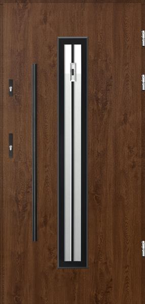 drzwi Polstar Kepler 3D - Comfort 73 ECO