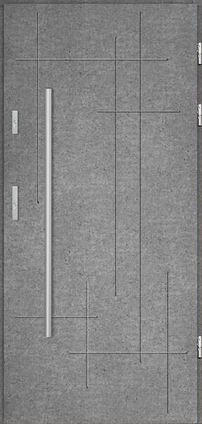 drzwi Polstar Stark - Comfort 73 ECO
