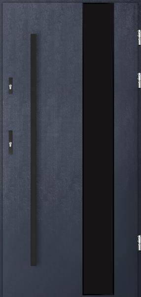drzwi Polstar Azara - Comfort 73 ECO