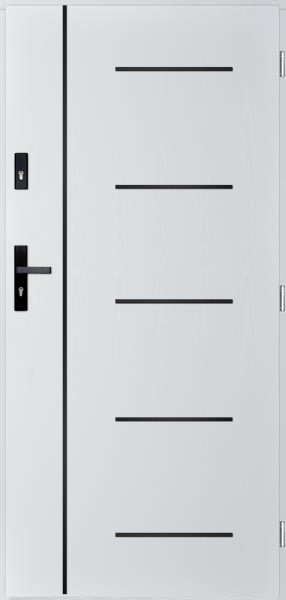 drzwi Polstar Cortez noir - Superior 55