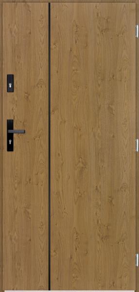 drzwi Polstar Nakamoto noir - Superior 55