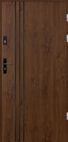drzwi Polstar Gama noir - Aluthermo lock