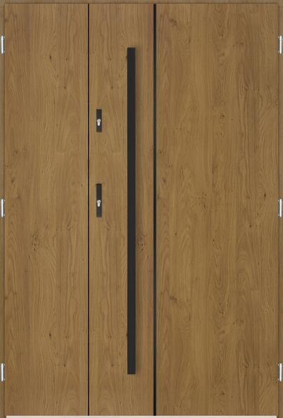 drzwi Polstar Nakamoto noir - Superior 55 Plus