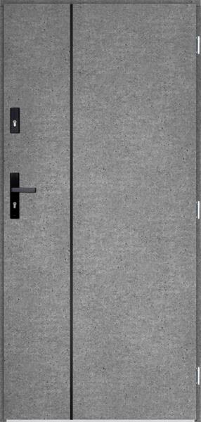 drzwi Polstar Nakamoto noir - Fast