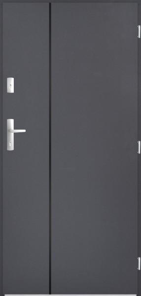 drzwi Polstar Nakamoto noir - Fast silentium