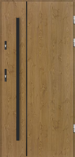 drzwi Polstar Nakamoto noir - Comfort 73 ECO