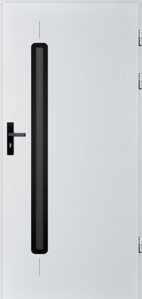 drzwi Polstar Mensa noir - Comfort 73 Plus