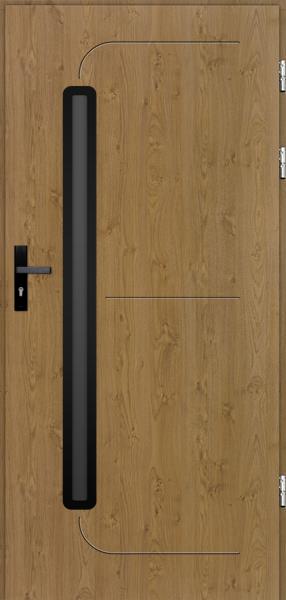 drzwi Polstar Hadar noir - Comfort 73 Plus