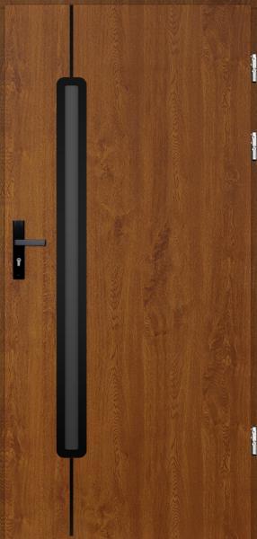drzwi Polstar Rigel noir - Comfort 73 Plus