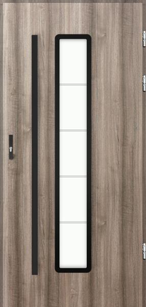 drzwi Polstar Adara noir - Comfort 73 Plus