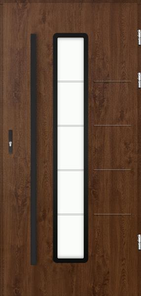 drzwi Polstar Antares noir - Comfort 73 Plus