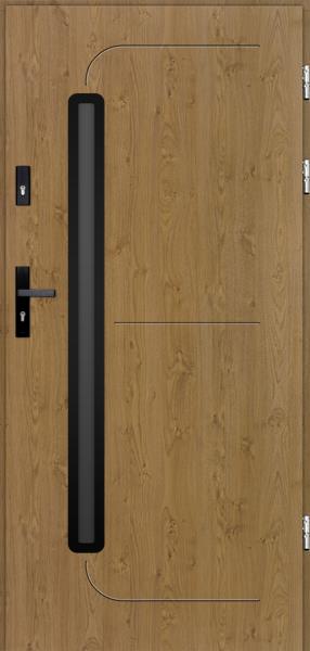 drzwi Polstar Hadar noir - Comfort 73