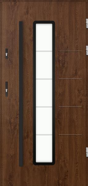 drzwi Polstar Antares noir - Comfort 73