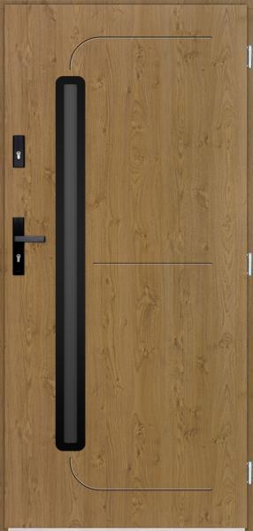 drzwi Polstar Hadar noir - Fast