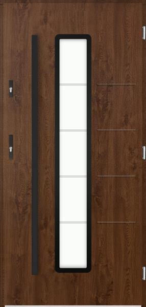 drzwi Polstar Antares noir - Superior 55 Plus