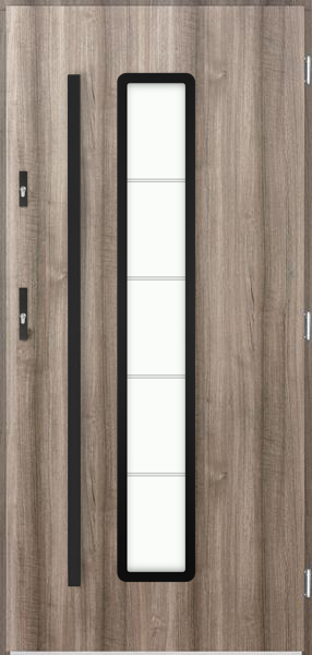 drzwi Polstar Adara noir - Superior 55