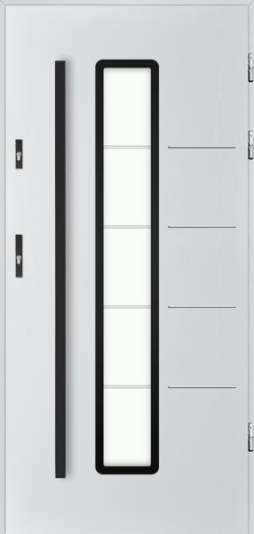 drzwi Polstar Antares noir - Aluthermo lock