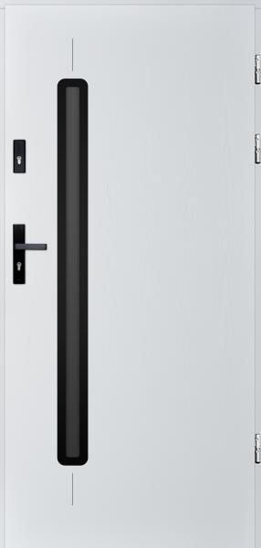 drzwi Polstar Mensa noir - Comfort 73 ECO