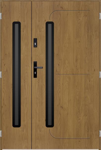 drzwi Polstar Hadar noir - Superior 55 Plus