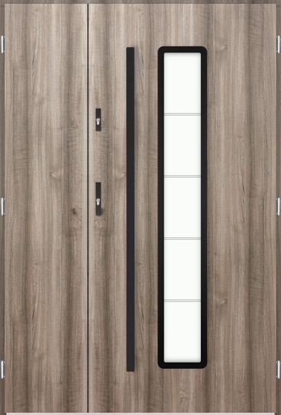 drzwi Polstar Adara noir - Superior 55 Plus