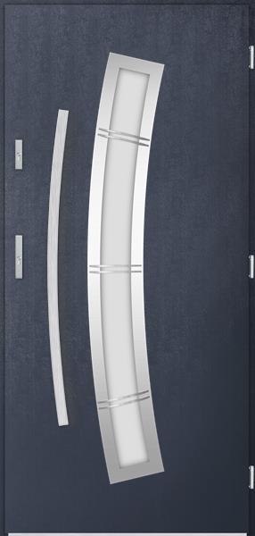 drzwi Polstar Apollo 3D - Superior 55